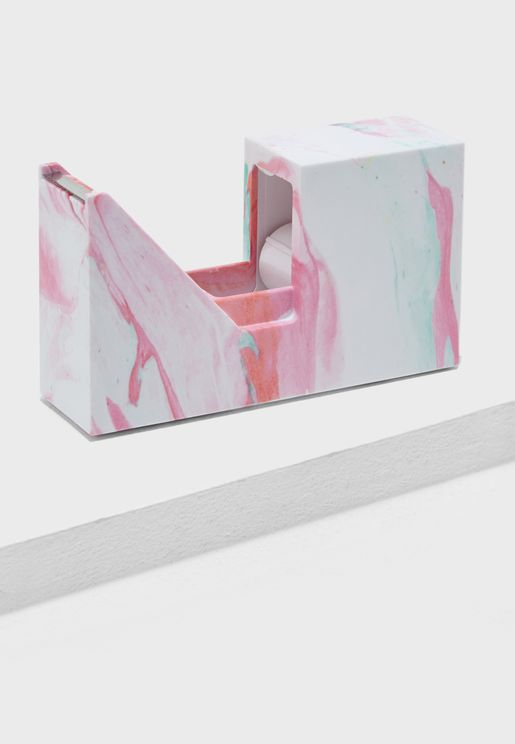 Marble Tape Dispenser
