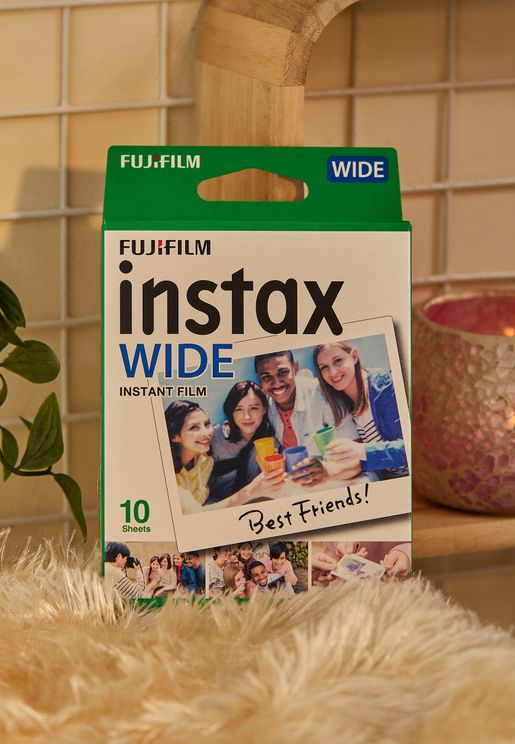 1 Pack Instax Wide Film