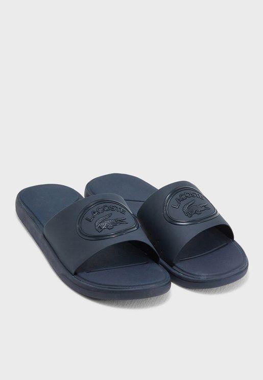 3b42d0f2b Lacoste Flat Sandals for Women