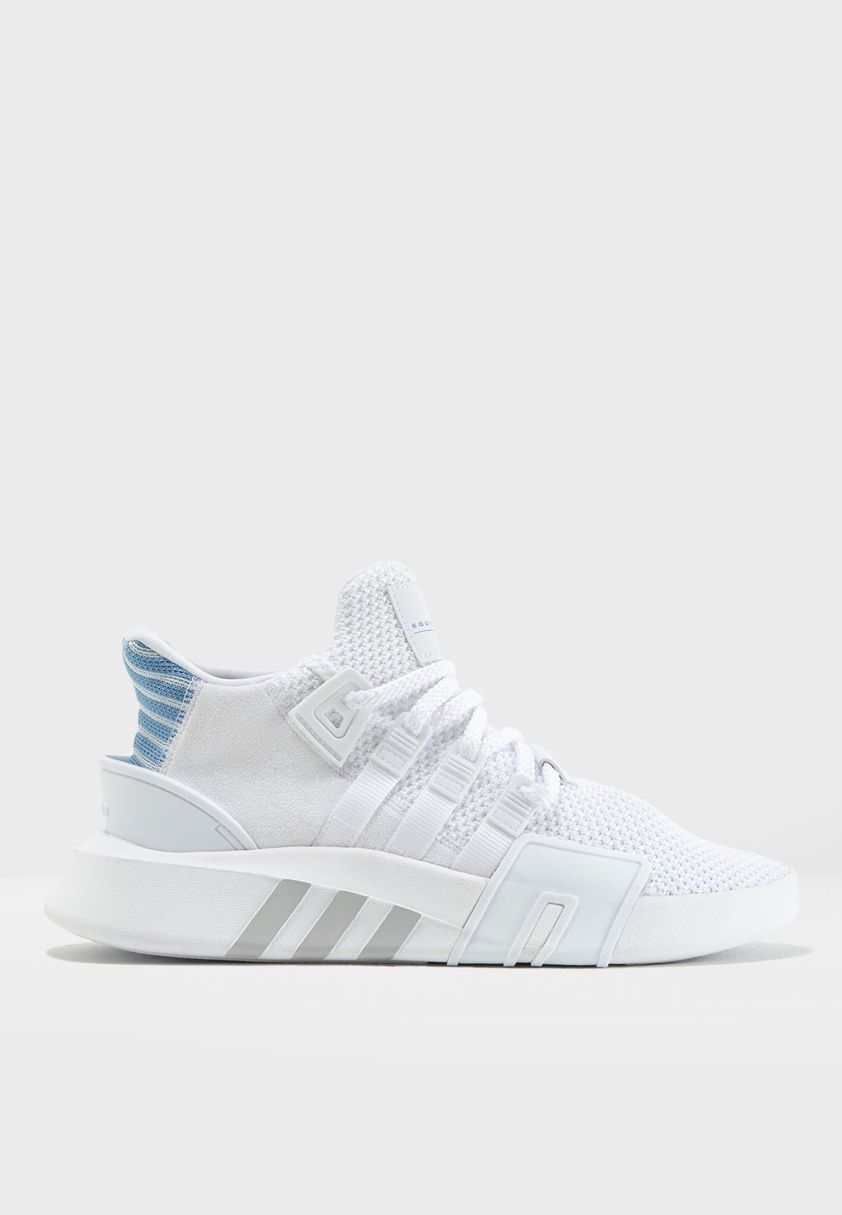 Shop adidas Originals white EQT Bask ADV AC7354 for Women in UAE ... 50f249f3e