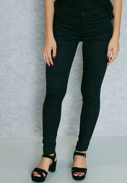 Long Length Skinny Jeans