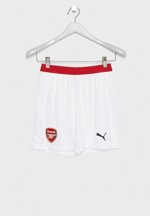 Kids Arsenal Replica Shorts