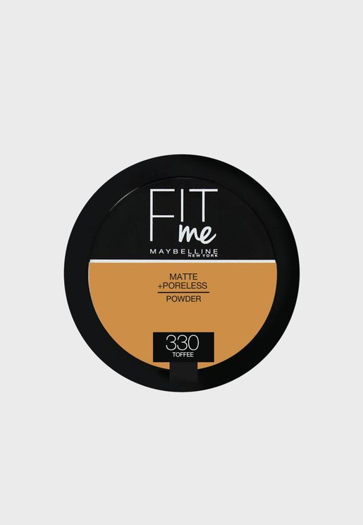 Fit Me Powder 330 Toffee