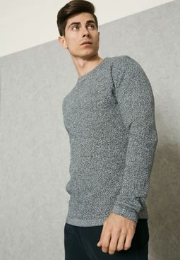 Steve Knit Sweater