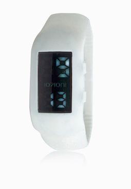 ساعة يد LED