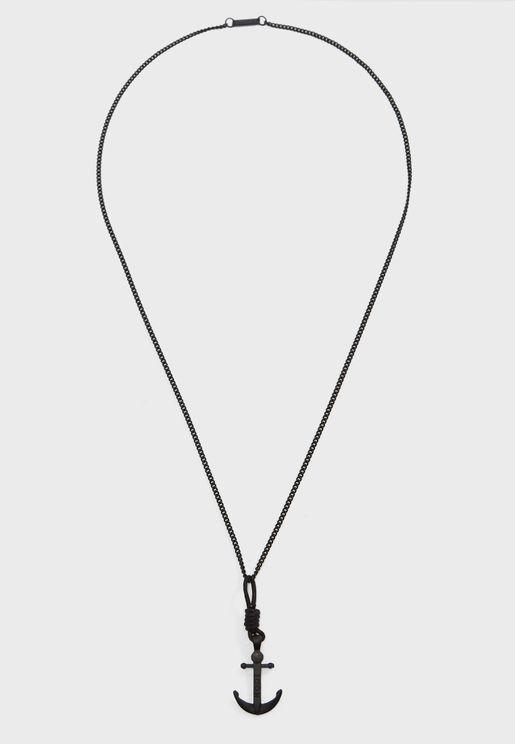 Dragnet Necklace