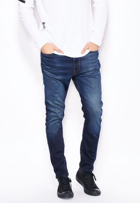 G-Star Raw Slander Slim Fit Dark Wash Jeans