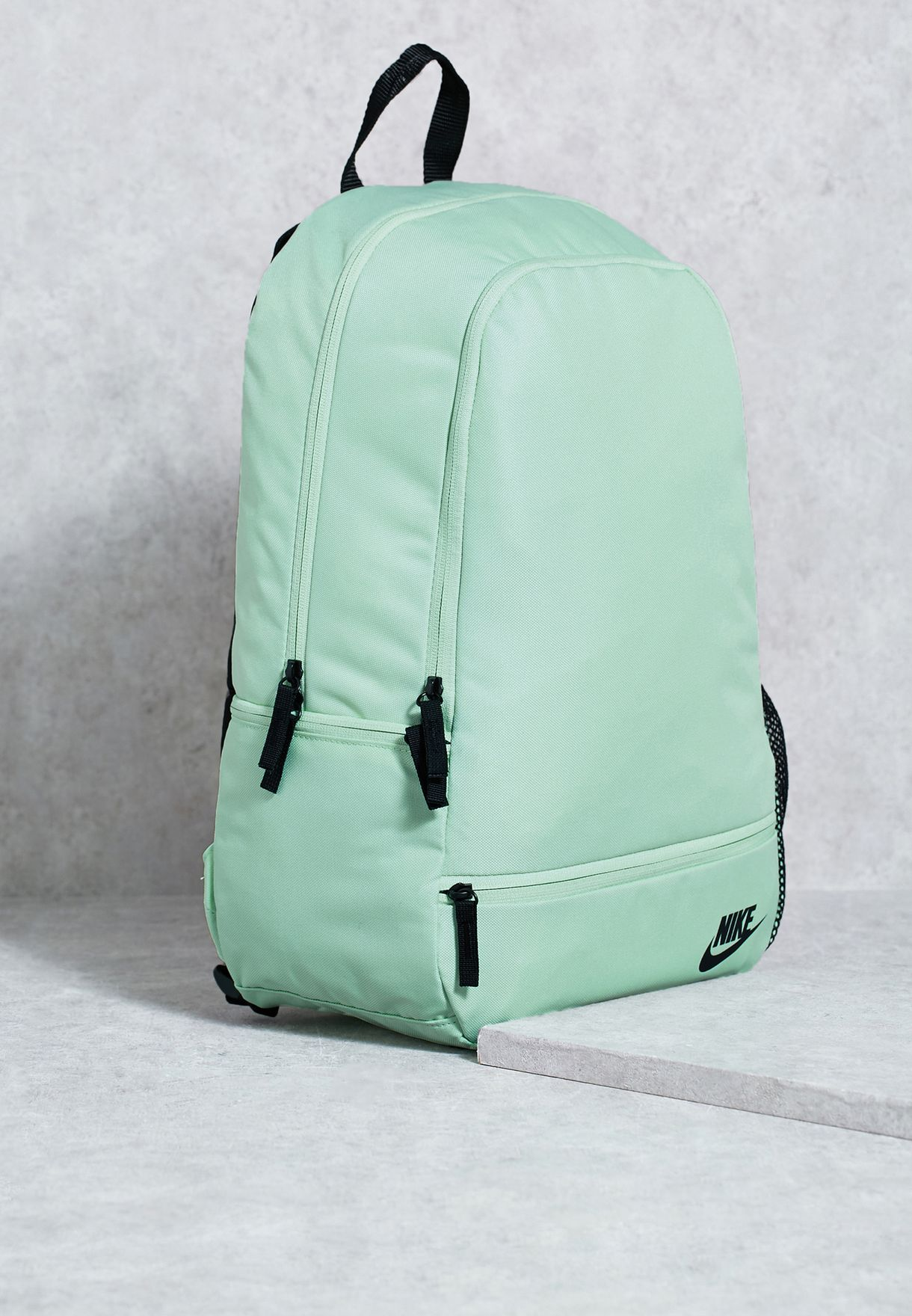 Shop Nike green Classic North Solid Backpack BA5274-343 for Women in ... 4df6bc4534019
