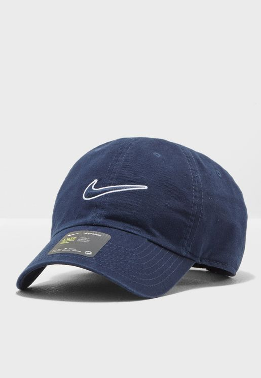 H86 Essential Swoosh Cap