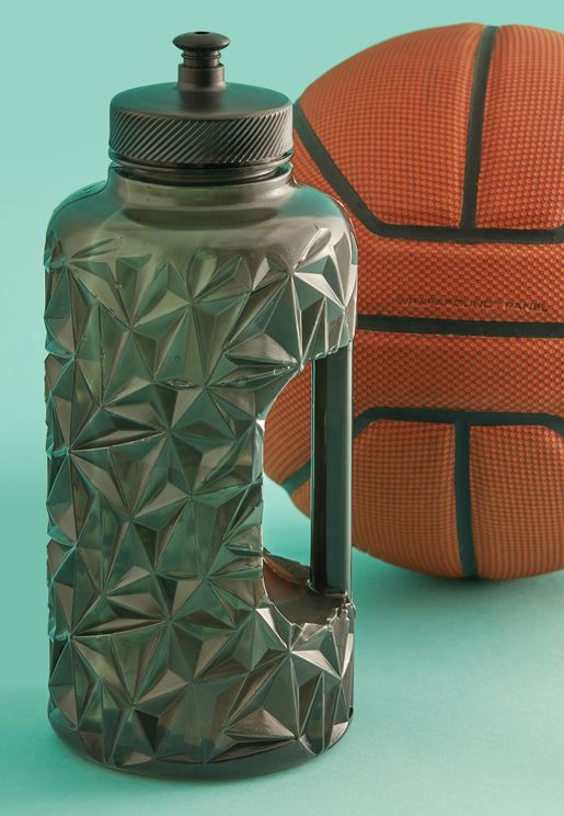 Faceted Drink Bottle