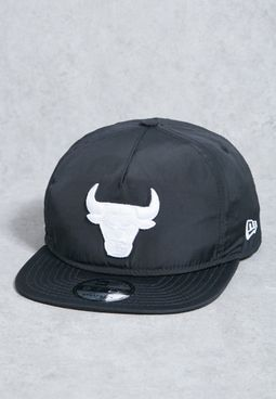 9Fifty Chicago Bulls Logo Cap