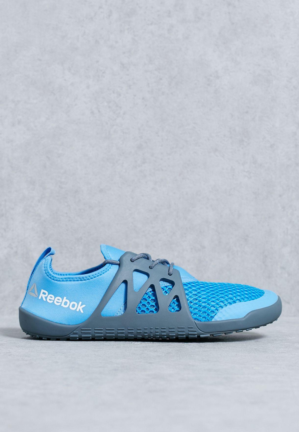 Buy Reebok blue Aqua Grip TR for Men in
