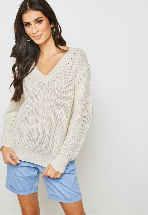 Knitted Sweater