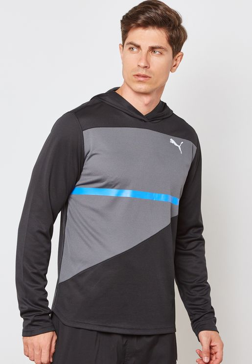 Ignite Hooded T-Shirt