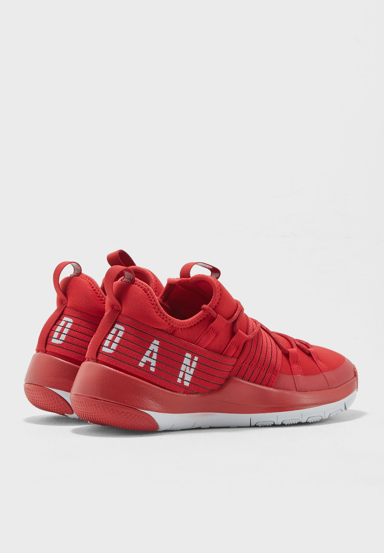 407c508a39f9b3 Shop Nike red Jordan Trainer Pro AA1344-603 for Men in UAE ...