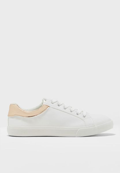 Textured Sneaker