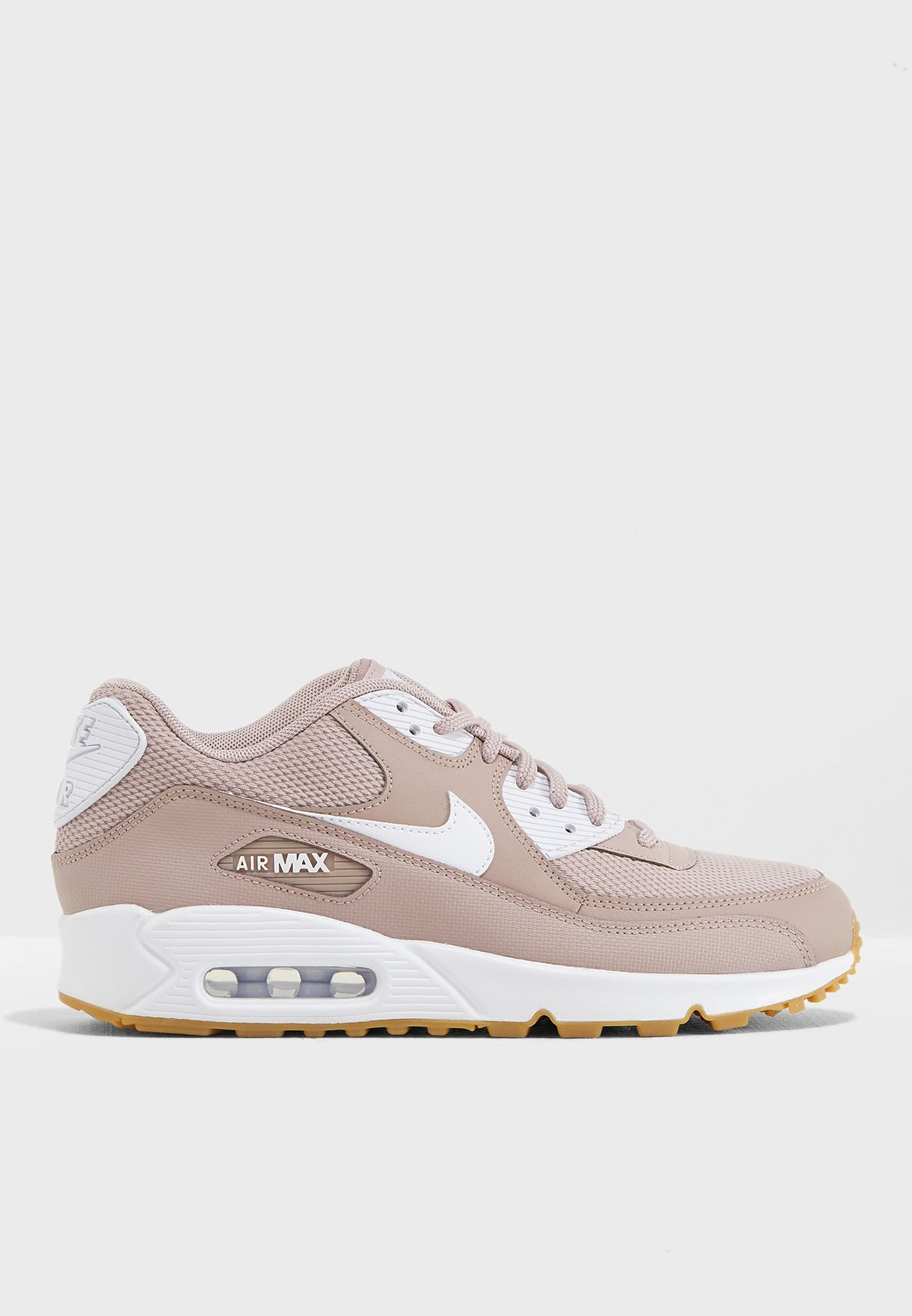 46019723e919d Shop Nike brown Air Max 90 325213-210 for Women in UAE - NI727SH10FNX