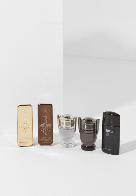 Men Mini Fragrance Gift Set