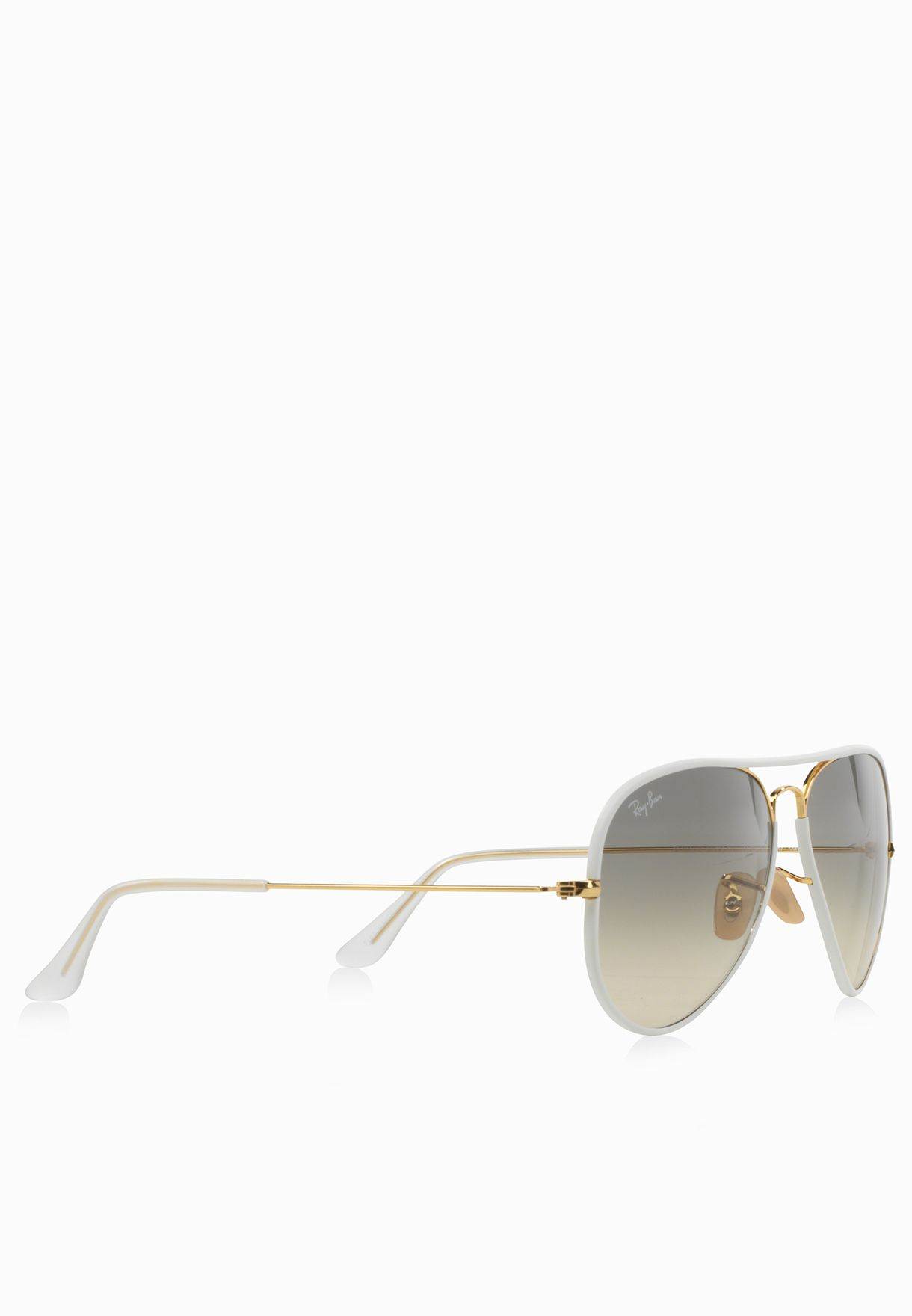 8e472d1ce2ee1 Shop Ray-Ban multicolor Aviator Full Color 8053672154429 for Men in ...