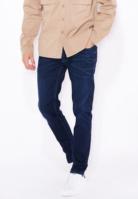 Burton Skinny Fit Dark Wash Jeans