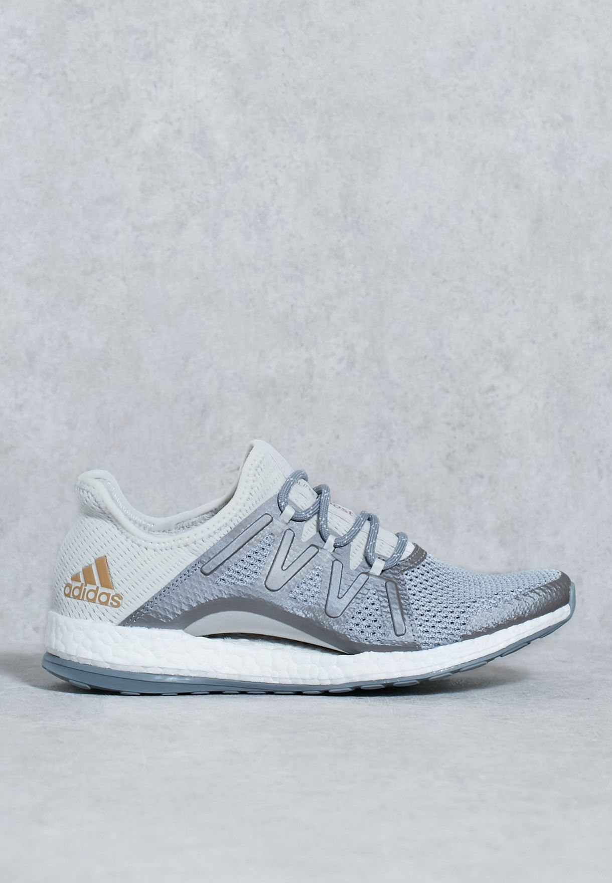 e1aad1ac5 Shop adidas grey Pureboost Xpose BA8271 for Women in UAE - AD476SH00GTJ