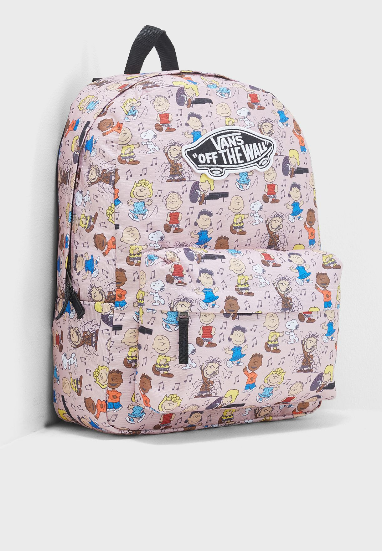 Peanuts Dance Party Realm Backpack