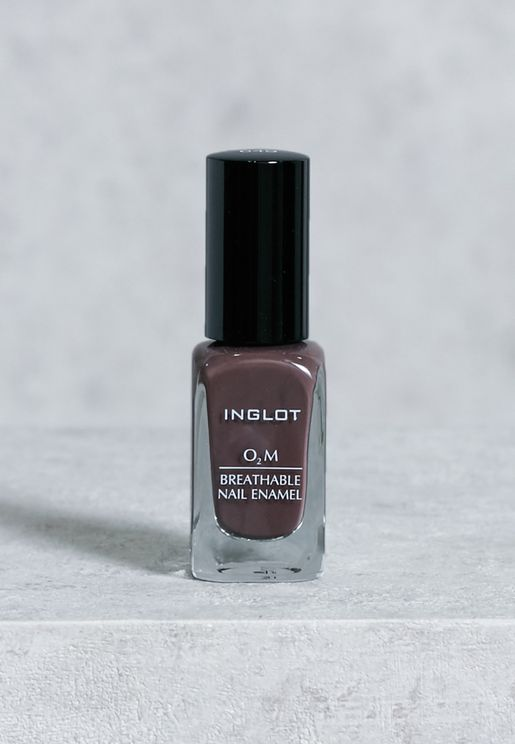 O2M Breathable Nail Enamel #649