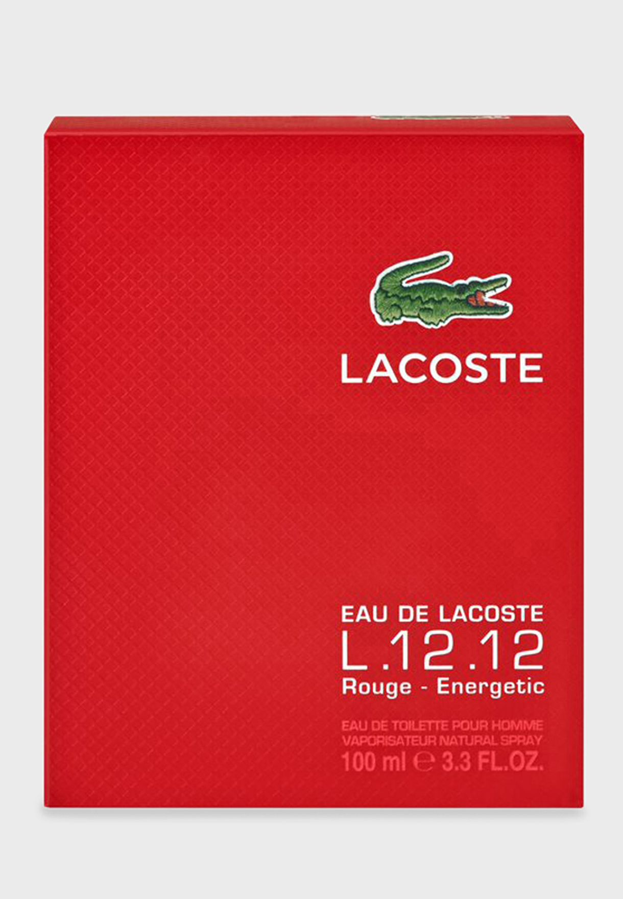 e7babfadc تسوق عطر بور جون - 100 مل او دو تواليت ماركة لاكوست لون شفاف ...