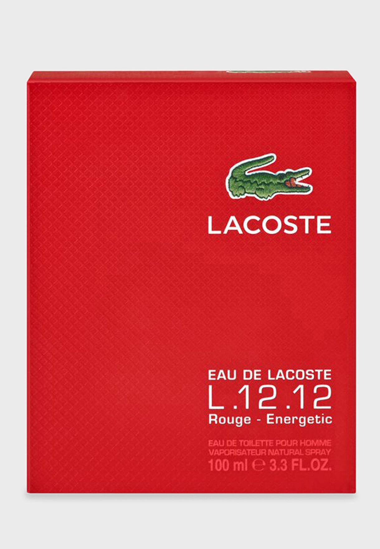 L.12.12 Pour Lui Rouge Eau De Toilette 100ml