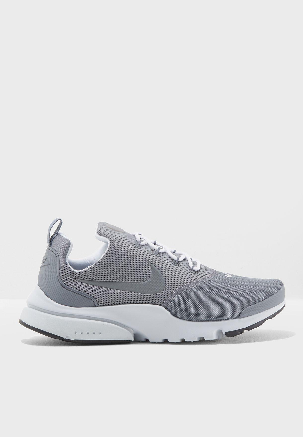 3a794dbcc57 Shop Nike grey Presto Fly 908019-012 for Men in UAE - NI727SH00ZRN