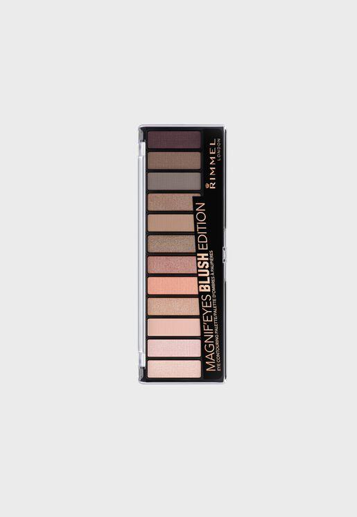 Magnif'Eyes Eye Contouring Palette- 002 Blush Edition