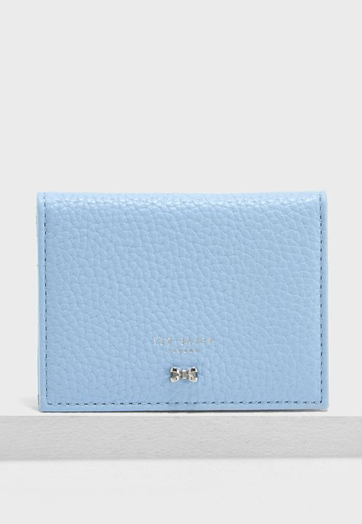 Shikra Textured Oyster Card Holder