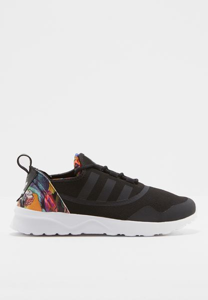 Shop adidas Originals black ZX Flux ADV Virtue CG4094 for Women in Saudi -  AD478SH00JQH