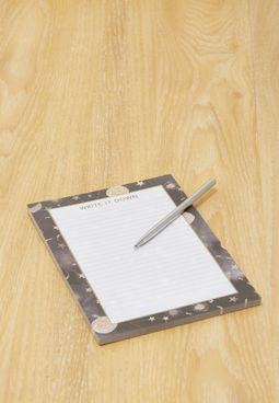 Constellations A5 Notepad