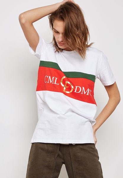 Colourblock Logo T-Shirt
