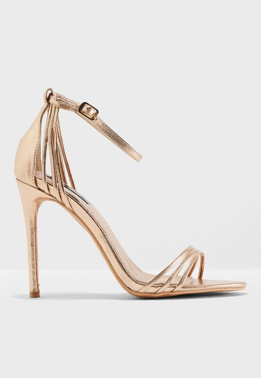 Faye Barely There Sandal