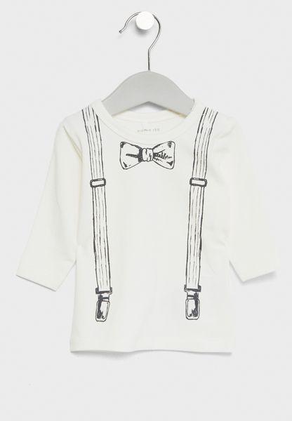 Infant Bow T-Shirt