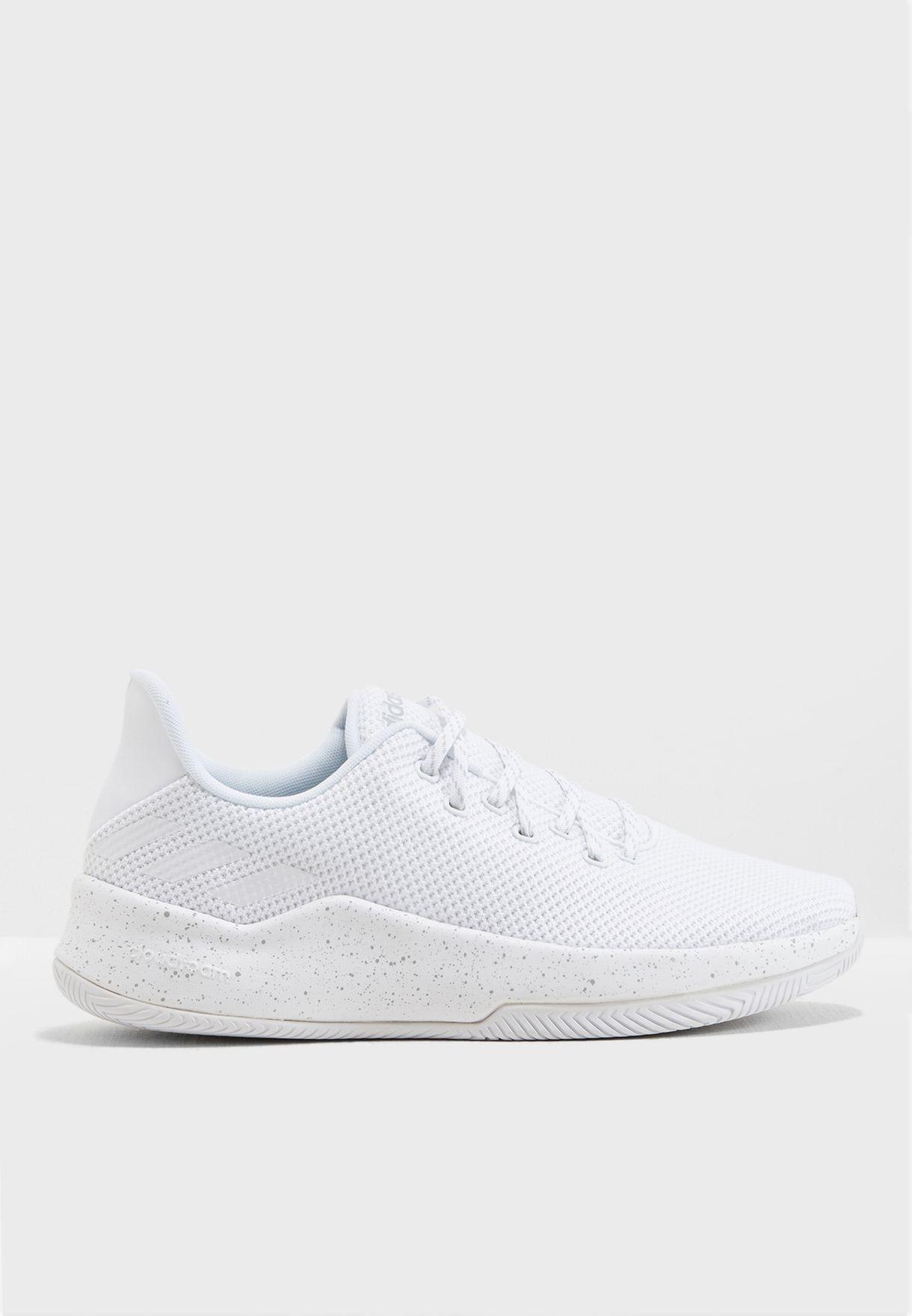 Buy adidas white Speedbreak for Men in