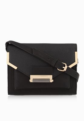 Miss Selfridge Flap Over Crossbody
