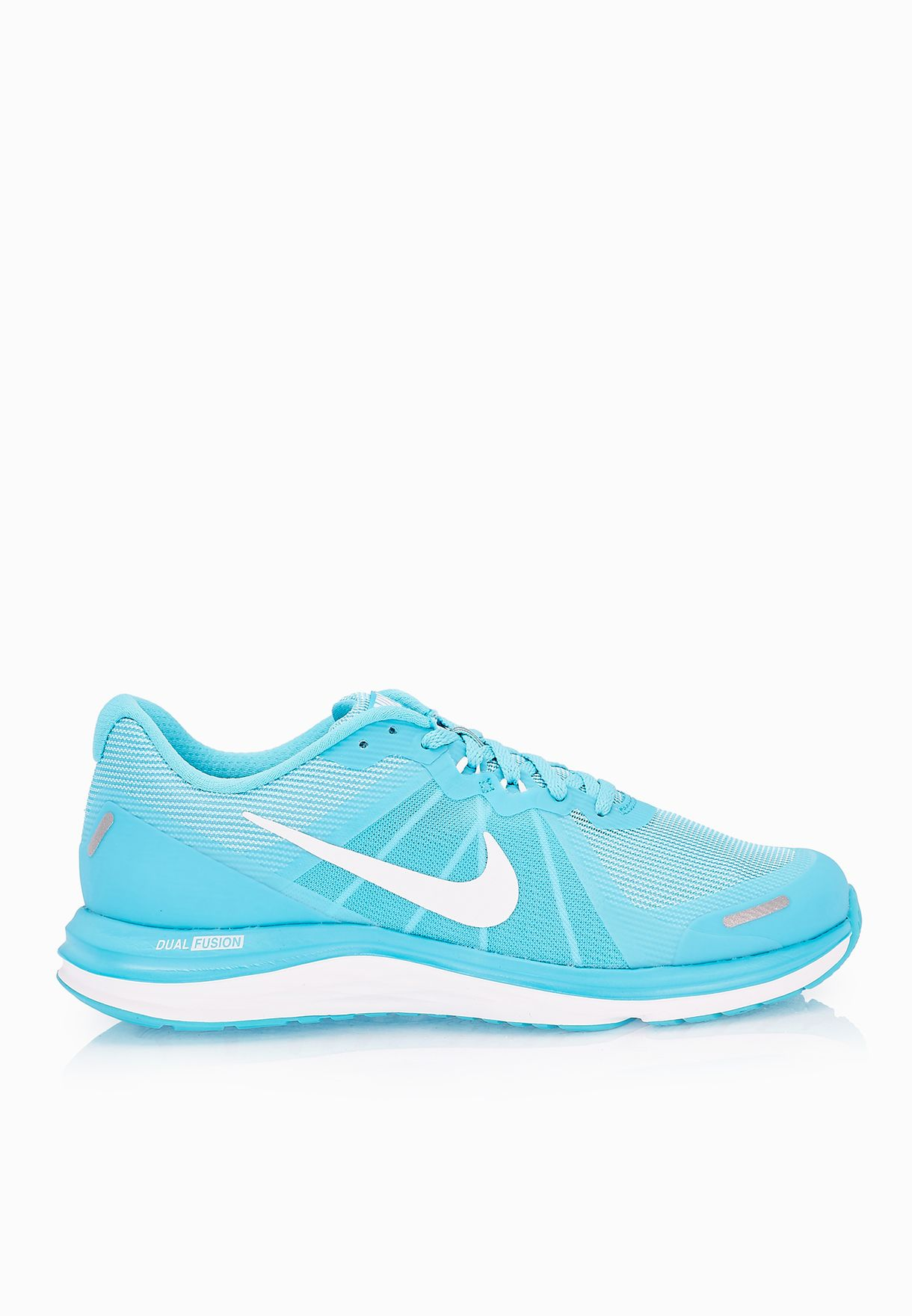 huge selection of 734bc 71f80 Shop Nike blue Dual Fusion X 2 819318-400 for Women in UAE ...