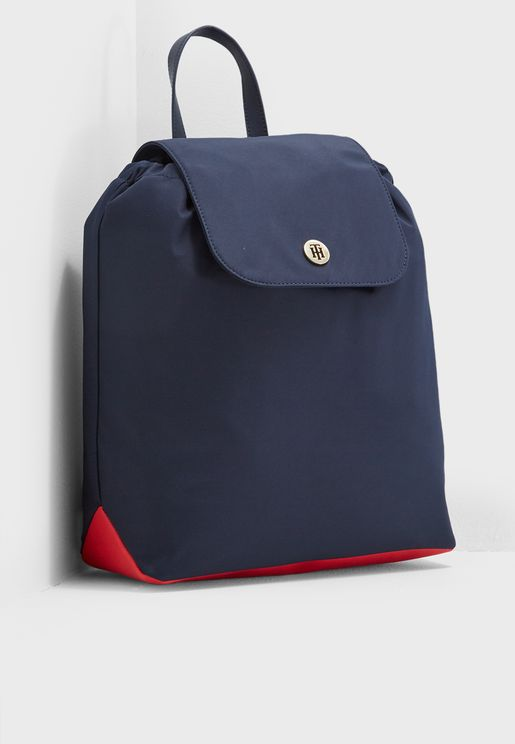 Nylon City Backpack