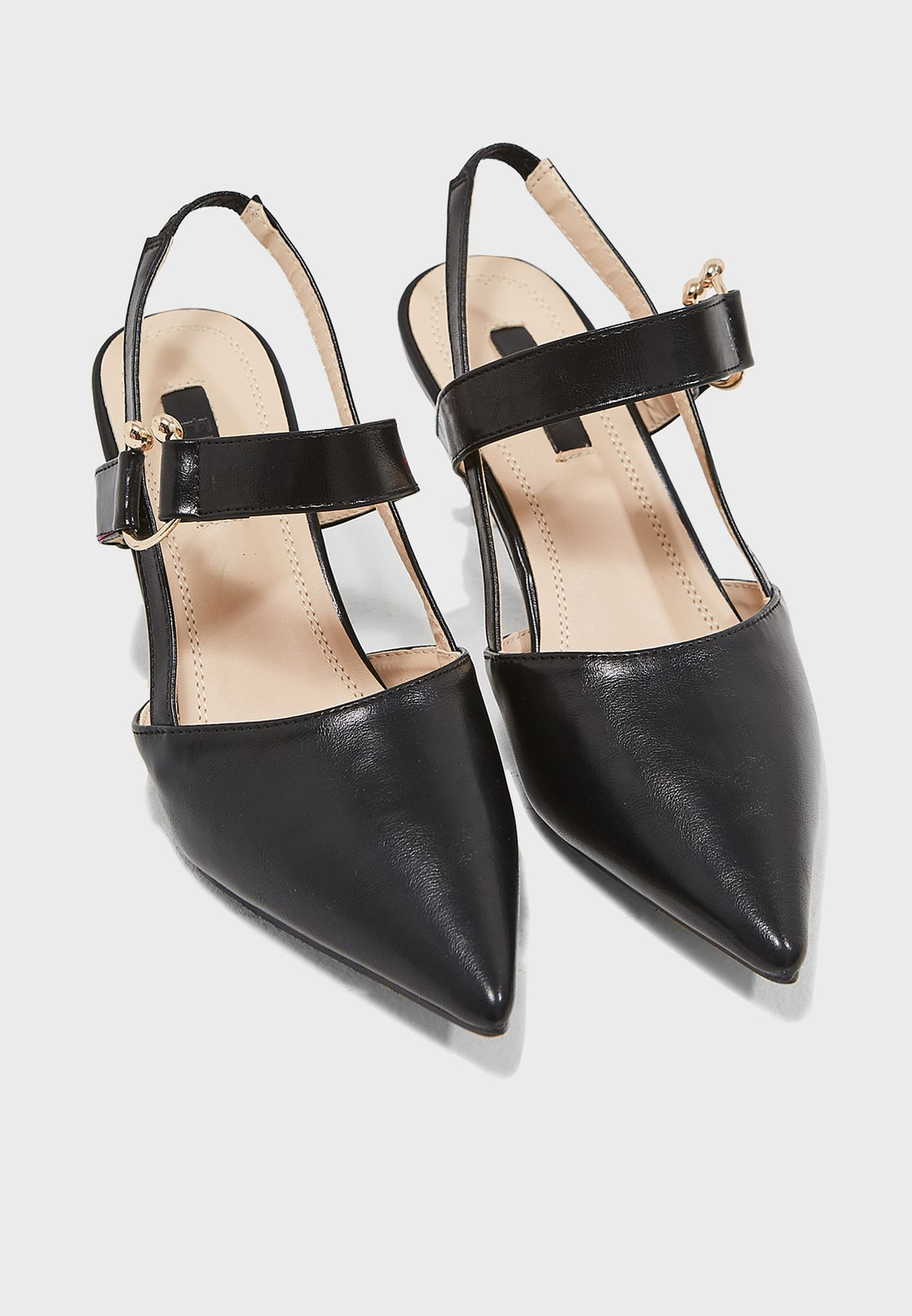 Sling Back Pumps