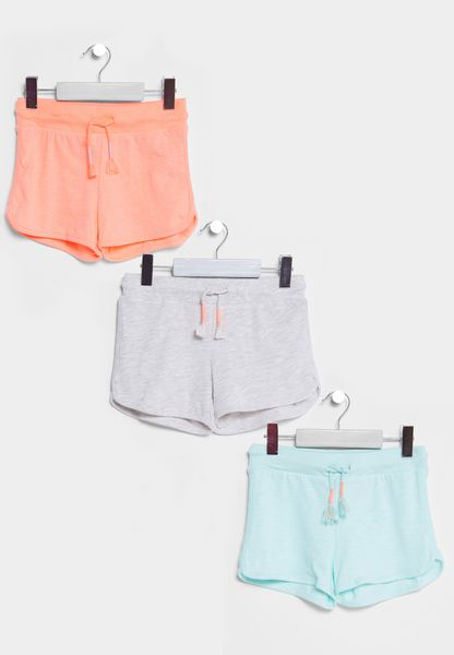 Little 3 Pack Short