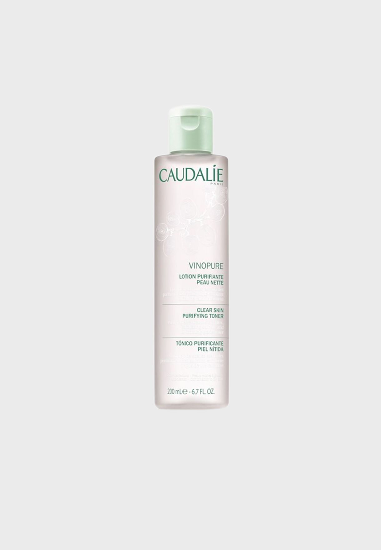 Vinopure Clear Skin Purifying Toner - 200ml