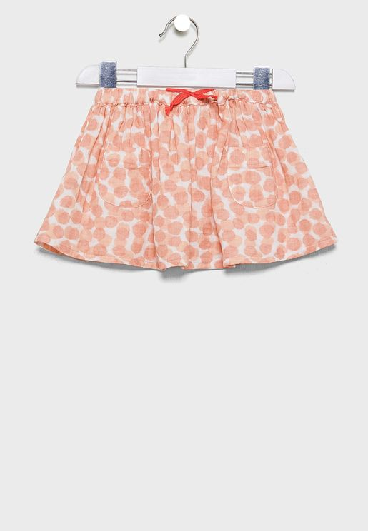 Little Printed Skirt