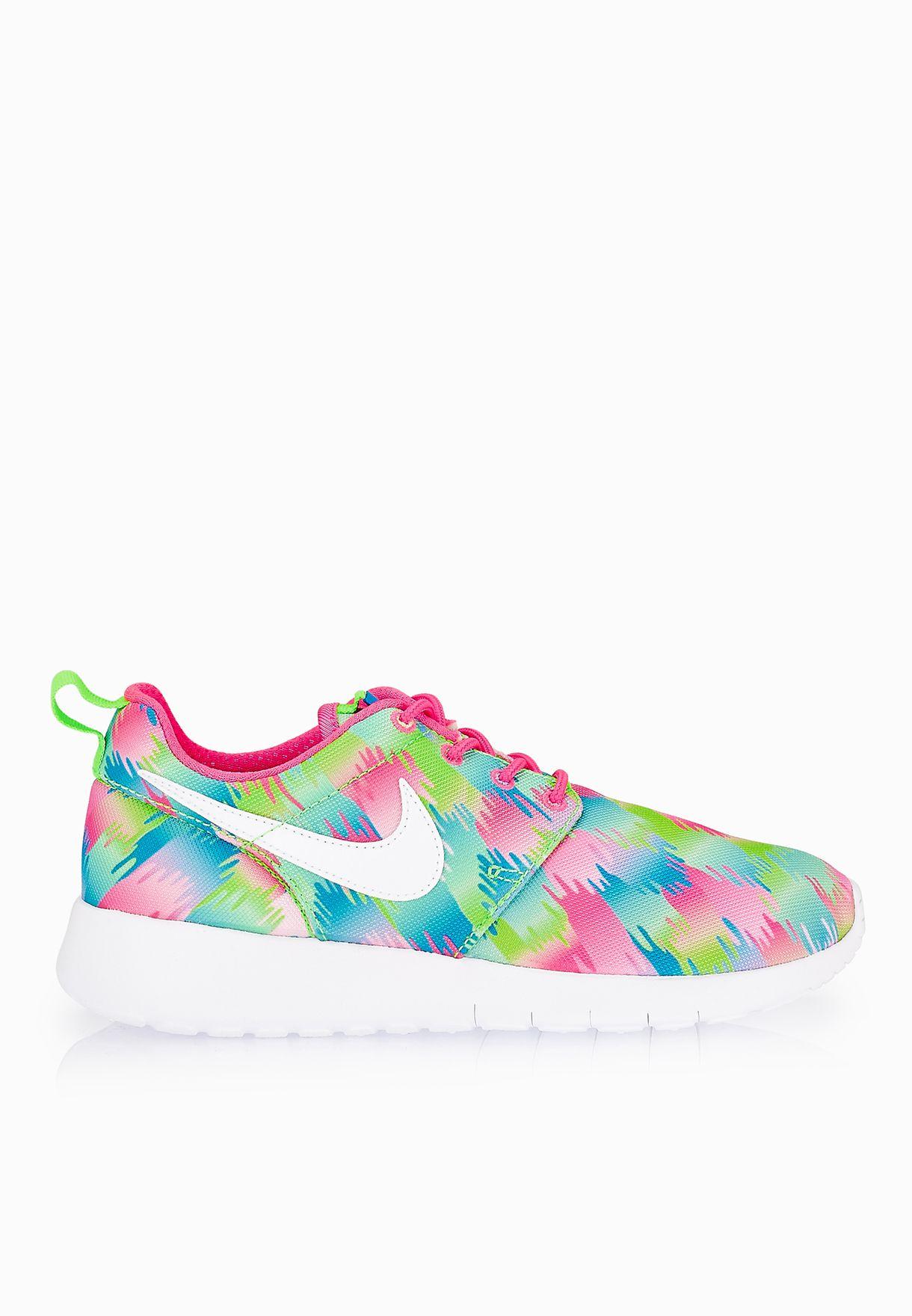 c6406b785d6 Shop Nike multicolor Roshe One Youth 677784-607 for Kids in Bahrain ...