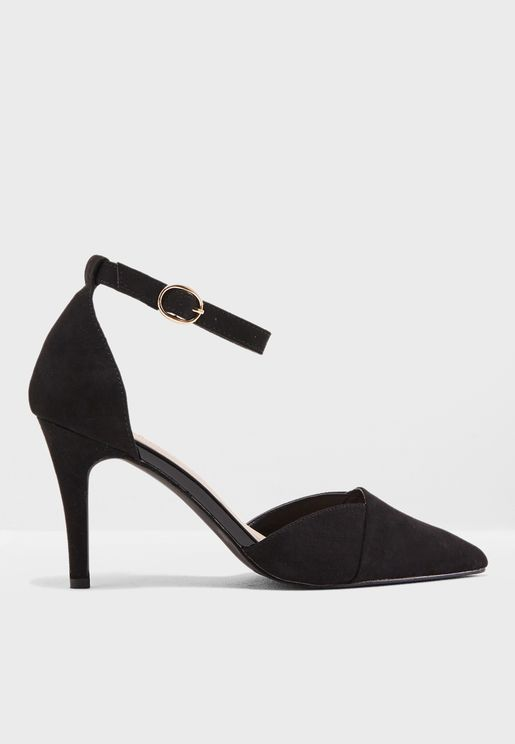 Georgia Heeled Pump