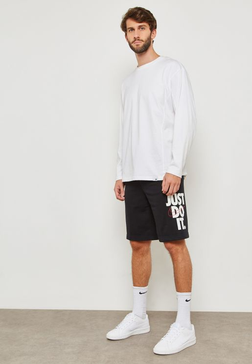 Just Do It Shorts