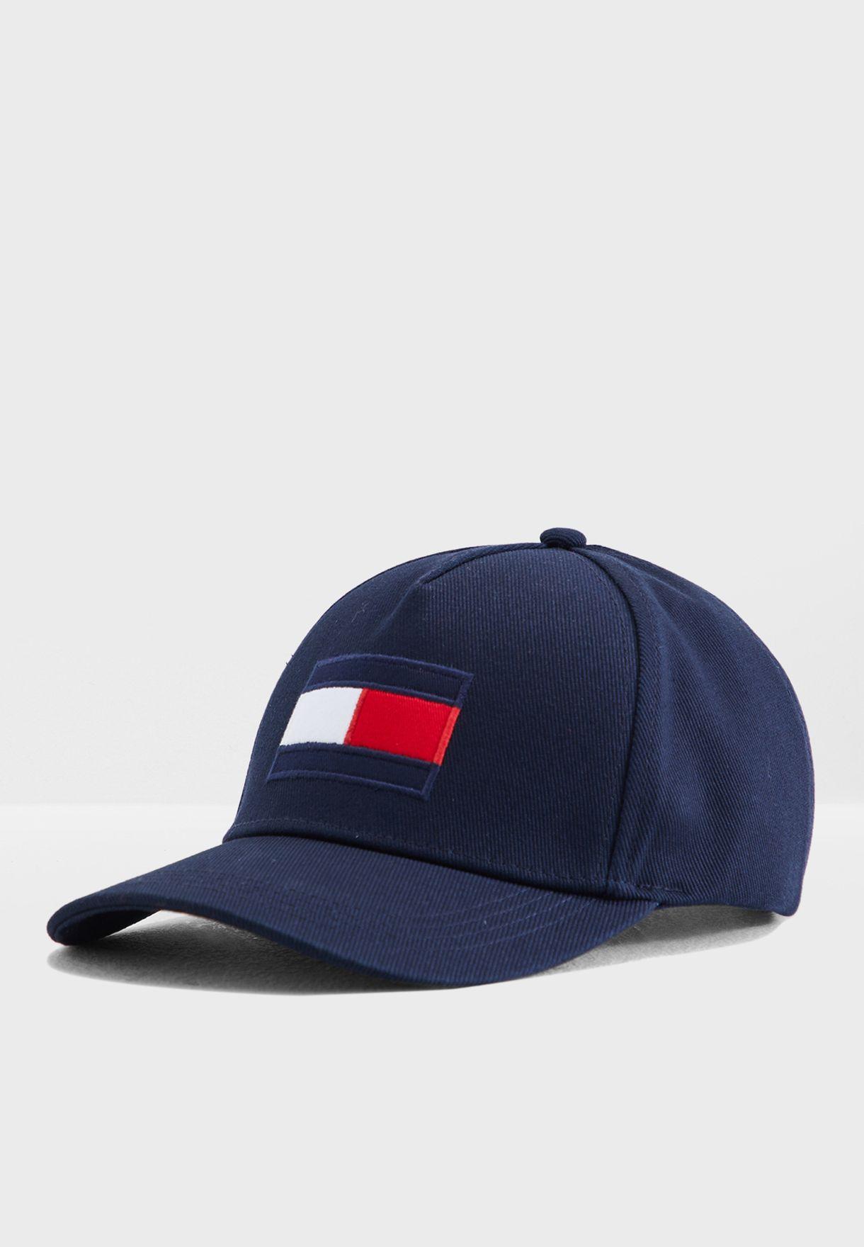 Flag Curved Peak Cap