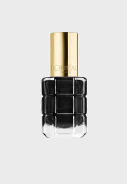 Color Riche L'Huile Nails Noir Noir #674